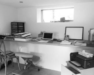 bureau desk rangement organisation