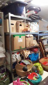 garage encombrement rangement organizer